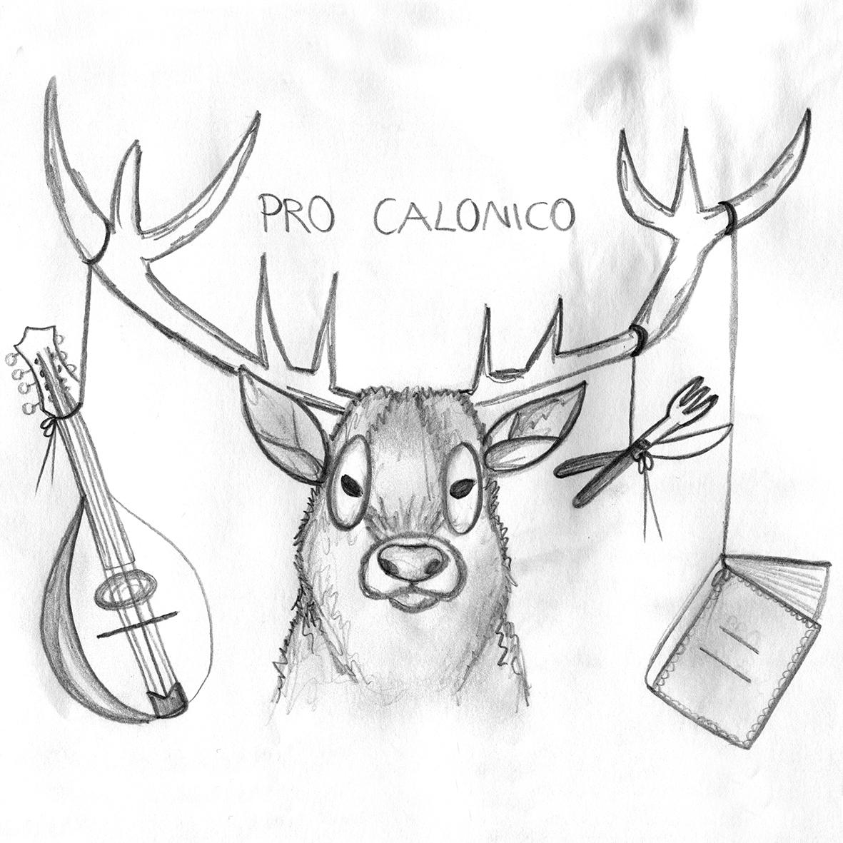 Scansione logo Pro Calonico