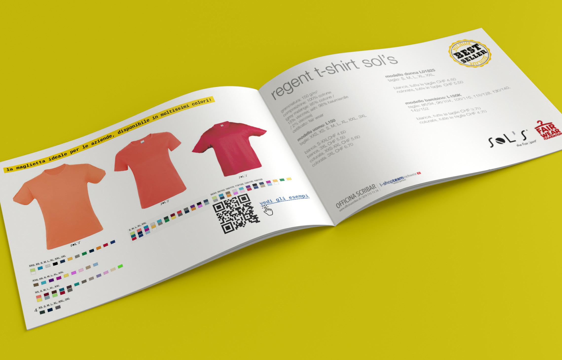 catalogo selezione abbigliamento